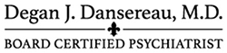 New Orleans Psychiatry | Dr. Degan J Dansereau, M.D. Logo